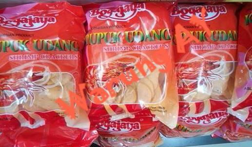 harga Krupuk udang super  boyya Tokopedia.com