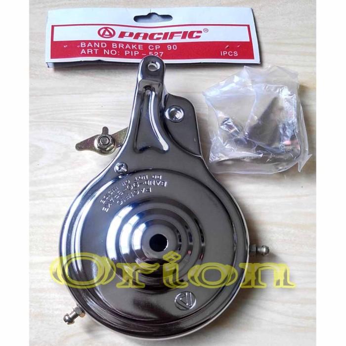 harga Rem tromol/ band brake buat sepeda mini merk pasific Tokopedia.com
