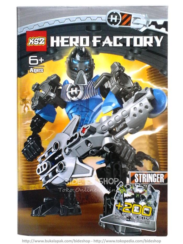 Jual Lego Ksz Hero Factory Stringer 6003 Kab Bogor Bide Shop