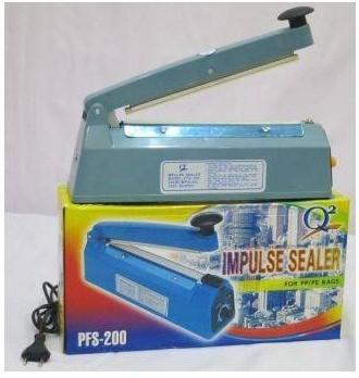 Q2 Impulse Sealer PFS200 20 cm Warna Biru
