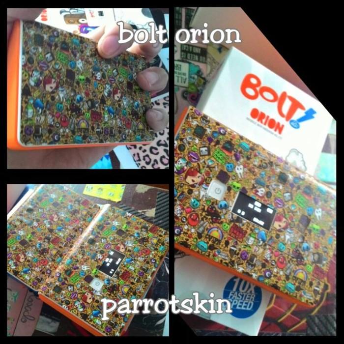 harga Garskin / skin bolt orion  bolt slim  max bolt mf90 Tokopedia.com