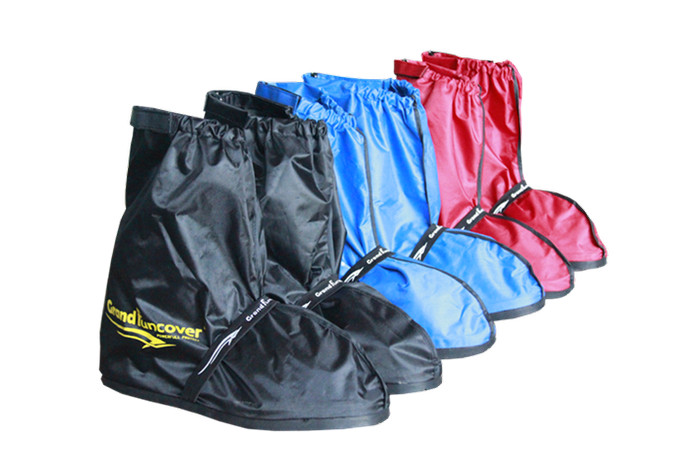 Rain cover shoes / mantel / jas hujan sepatu grand funcover ...