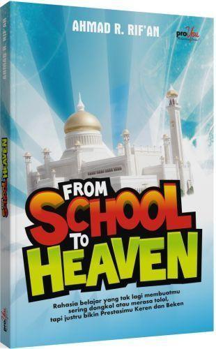 Jual From School To Heaven Kab Bekasi Toko Kak Rizqi Tokopedia