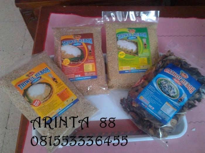 Jual Makanan Tradisional Gatot Tiwul Instan Kota Malang Arinta