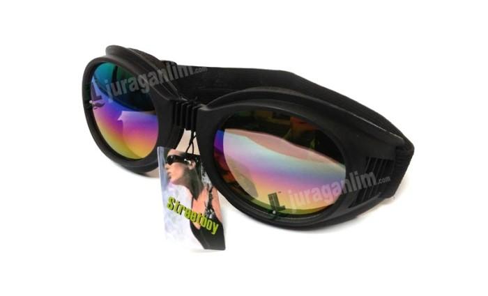 harga Goggle/kacamata gaya - streetboy untuk kegiatan outdoor / touring Tokopedia.com