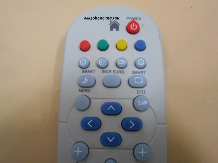 Remot/Remote TV Tabung Philips