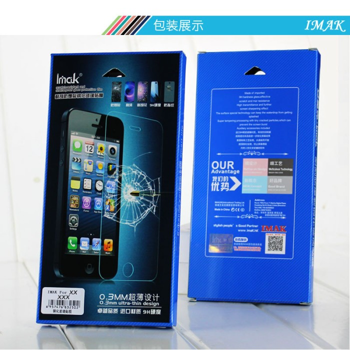 harga Lenovo k920 vibe z2 pro imak tempered glass 2.5d Tokopedia.com