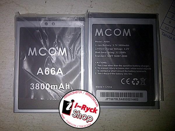 harga Baterai battery mcom evercoss elevate a66a 3800mah big capacity slim Tokopedia.com