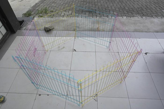 harga Kandang pagar a-444 octagon Tokopedia.com