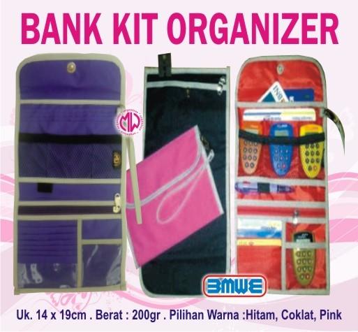 harga Bank kit organizer (tas buku tabungan keytoken) Tokopedia.com