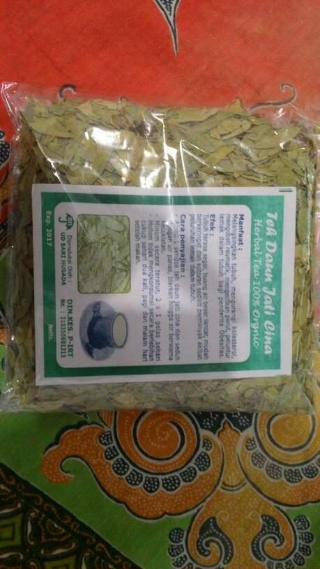 Jual Teh Daun Jati Cina Teh Pelangsing Penurun Berat Badan Herbal Jakarta Selatan Master Cendol Store Tokopedia