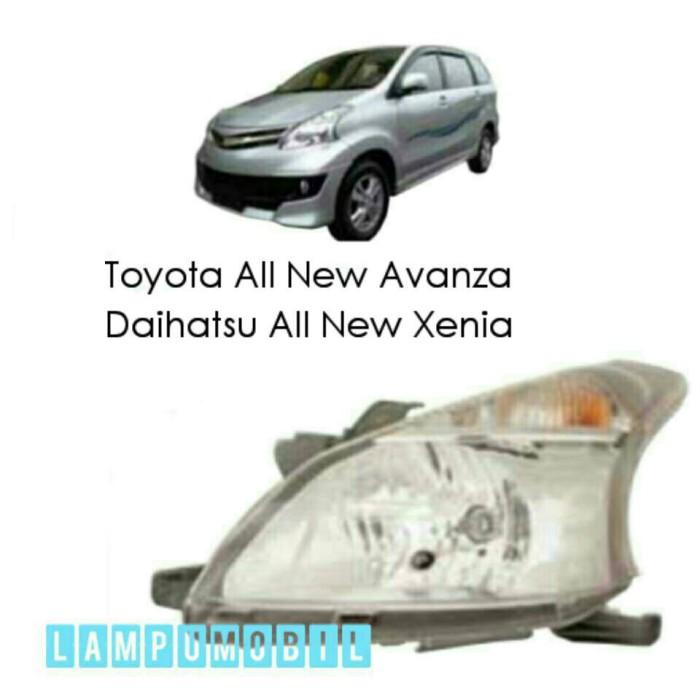Lampu Depan Toyota All New Avanza Xenia Original Astra