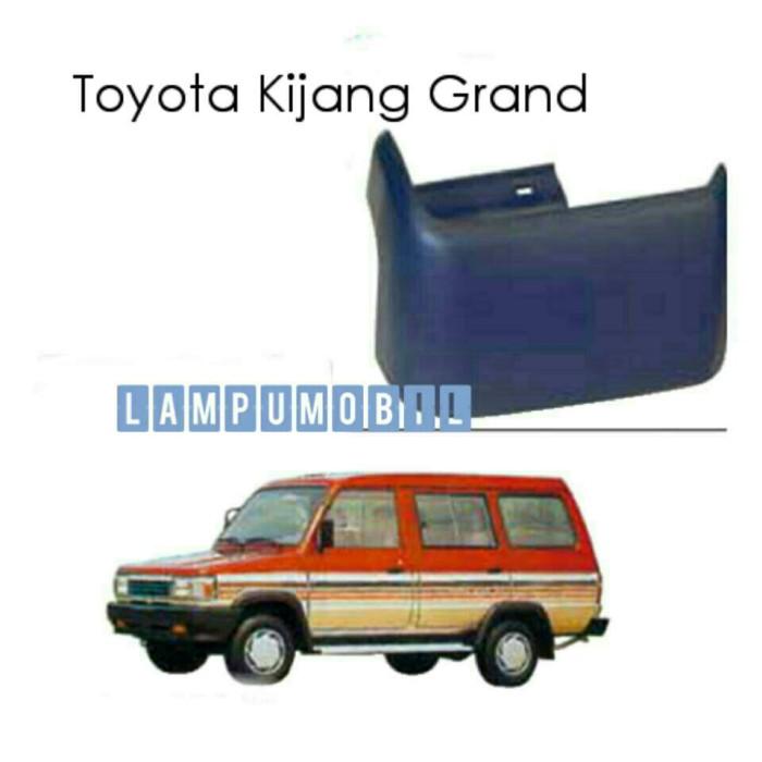 harga Tanduk bumper set toyota kijang grand ( 2 pcs bagian belakang) Tokopedia.com