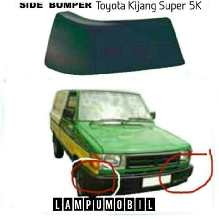 harga Tanduk bumper set toyota kijang super Tokopedia.com