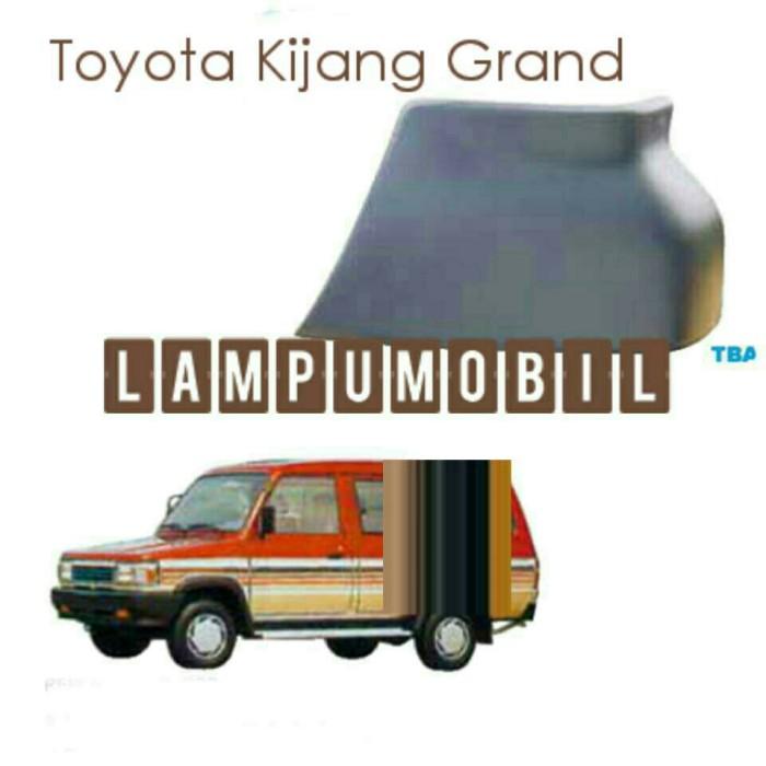 harga Tanduk bumper set toyota kijang grand ( 2 pcs bagian depan) Tokopedia.com