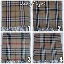 best price jual scarf burberry original name 2a5d1 fe50e 9992fdedbd