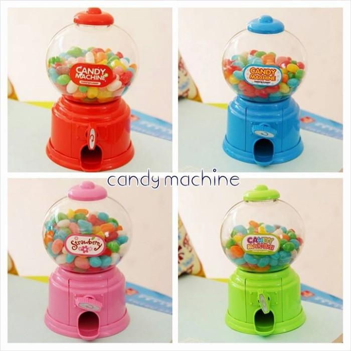 harga Kids toys candy dispenser machine mesin celengan permen mainan anak Tokopedia.com