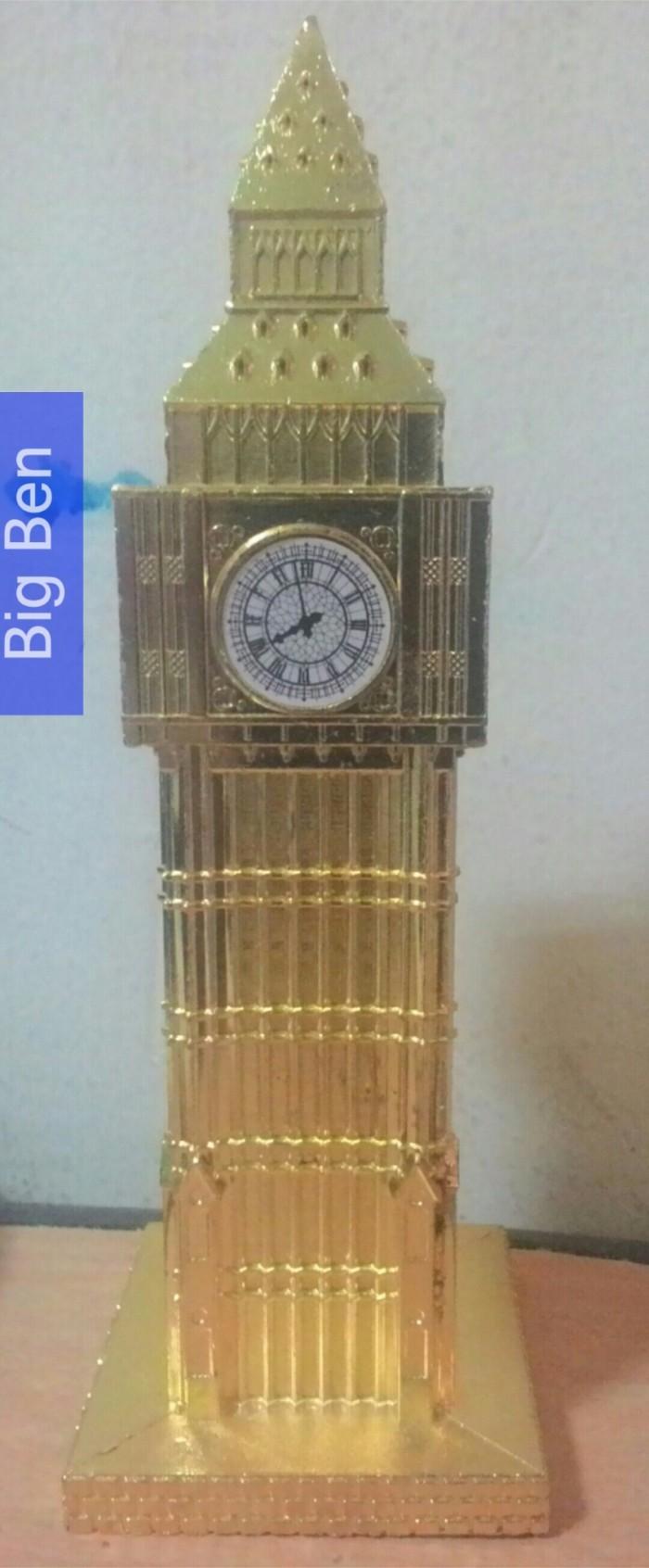 Jual Miniatur Menara Big Ben London Jakarta Barat C&C Shop