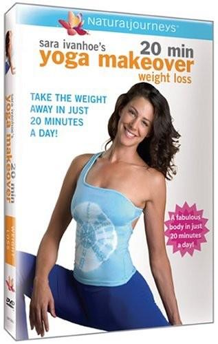 harga Senam yoga penurun bb-20 minute yoga makeover-weight loss sara ivanhoe Tokopedia.com