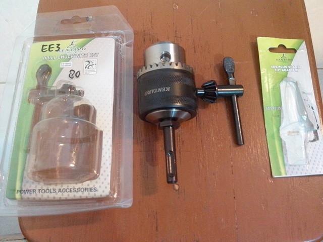 harga Paket produk converter sds plus - 1/2  20 unf + kepala bor 16mm Tokopedia.com