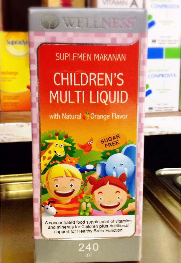 Jual WELLNESS Suplemen Makanan 2-A-Day - Mary Supplement Shop ... 7cdf6c559b