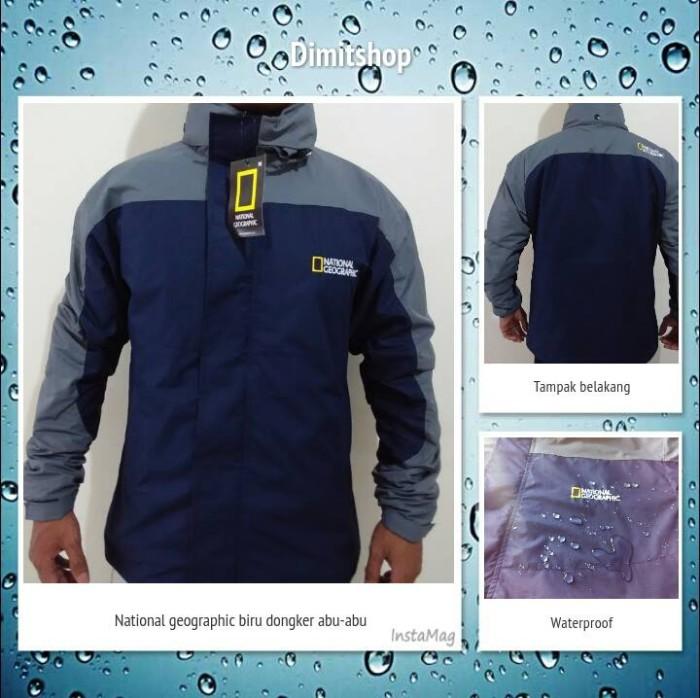 jaket touring/JAKET water proof/jaket National geographic