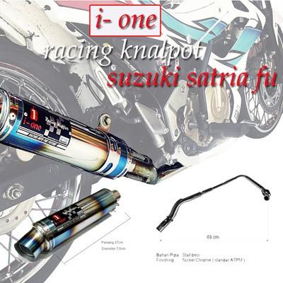 harga Knalpot i-one racing pelangi satria fu Tokopedia.com
