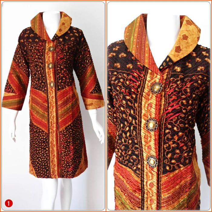 Batik Tulis Dress: Jual \(`)/ EXCLUSIVE PRODUCT \(`)/ Dress Batik Sinaran