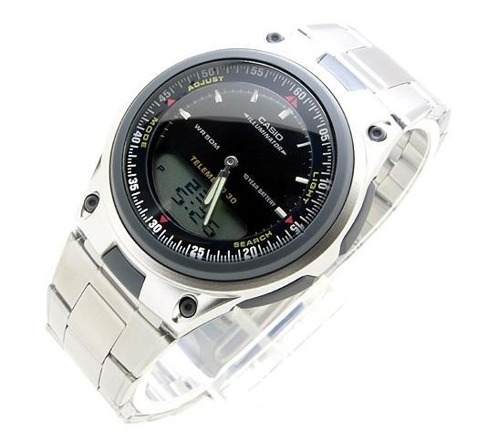Jam tangan casio original aw-80d-1av