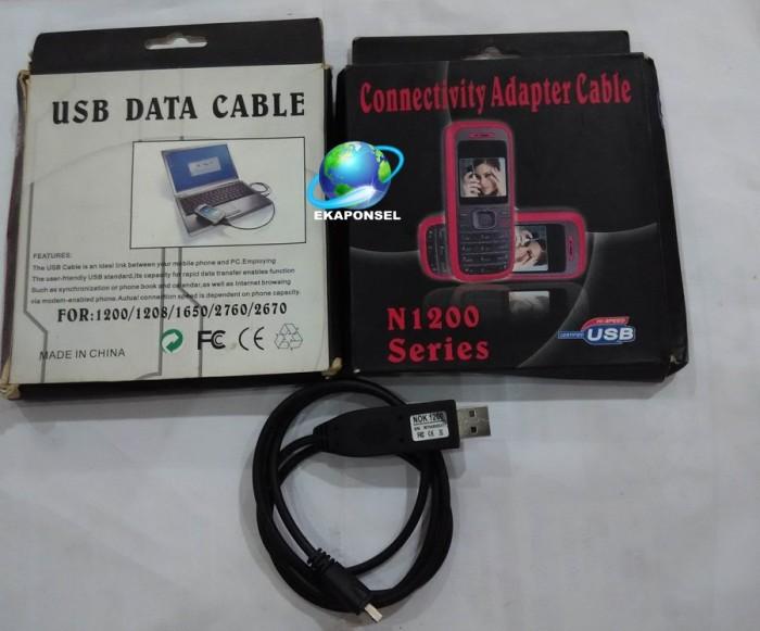 harga Kabel data usb nokia 1200/1202/1650/1680/2630 Tokopedia.com