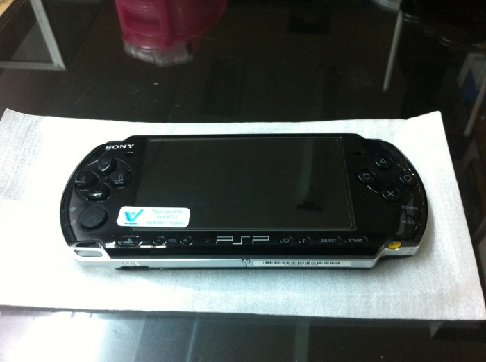 Manual sony psp 3006 games