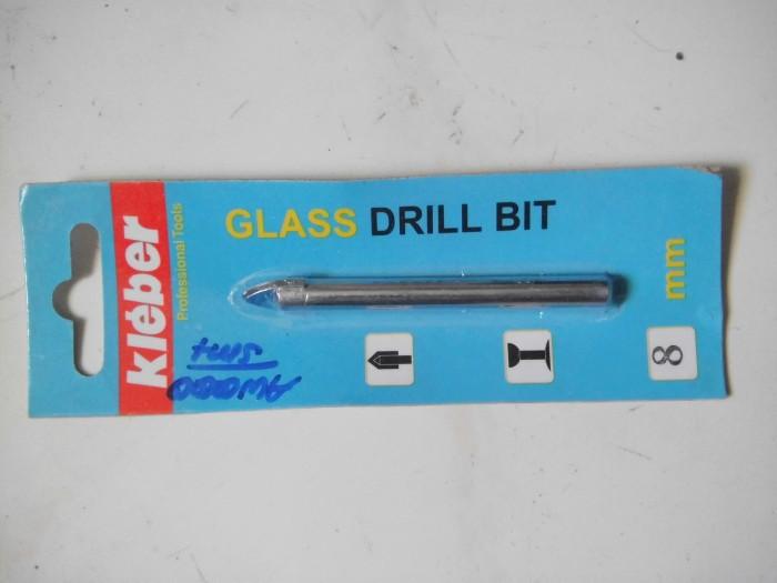 harga Glass drill bits ( mata potong kaca ) kleber 6mm Tokopedia.com
