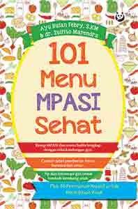 harga 101 menu mpasi sehat Tokopedia.com