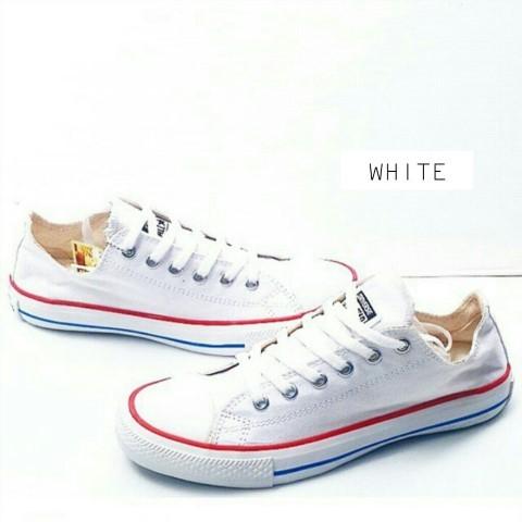 Jual Converse All Star Sepatu Kets Flast Shoes Pria Wanita