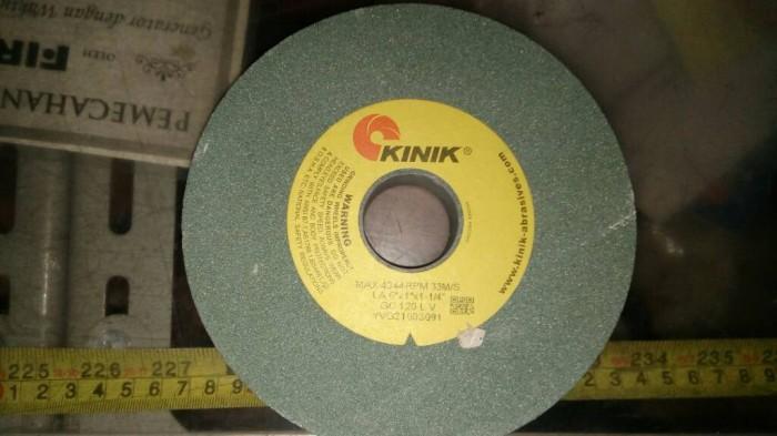 harga Kinik batu gurinda hijau diamond grinding wheel batu cincin ali akik Tokopedia.com