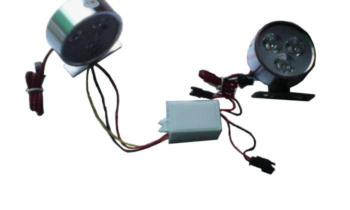 harga Lampu strobo led 3 mata low watt aksesoris lampu motor touring Tokopedia.com