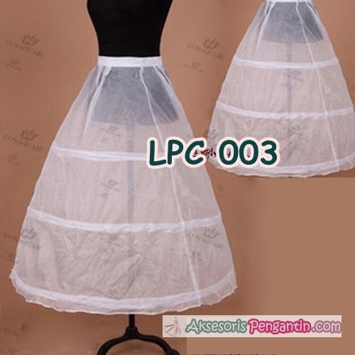harga Petticoat Bridal Panjang L Rok Dalaman Gaun Pengantin (3ring) - Lcp003 Tokopedia.com