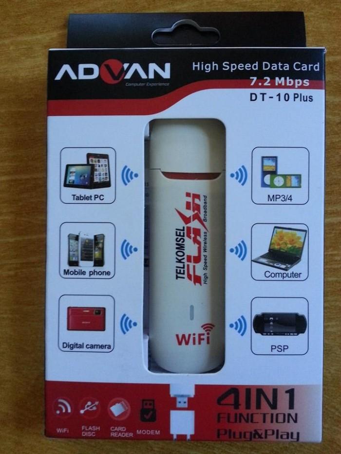 MODEM GSM ADVAN JETZ DT-10 plus Bisa all kartu gsm&wifi