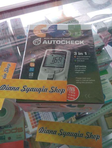... harga Autocheck 3 in 1 multi monitoring system Tokopedia.com