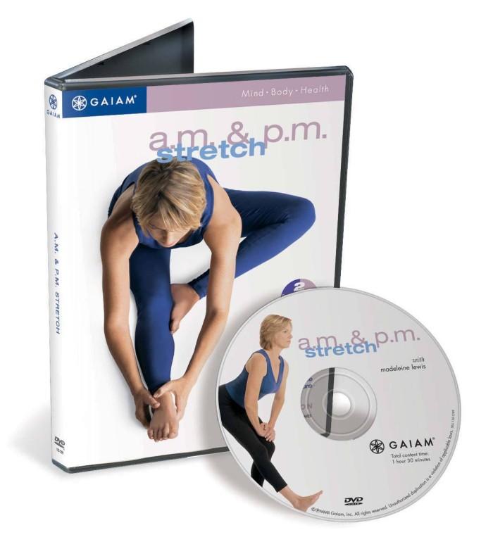 harga Senam yoga untuk pemula-am and pm stretch oleh madeleine lewis Tokopedia.com