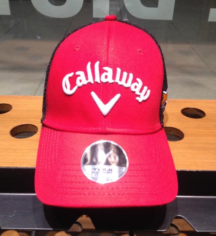 a2138ef76a9 Jual Topi Golf Callaway Mesh Fitted Cap - Original - TABINA Golf ...