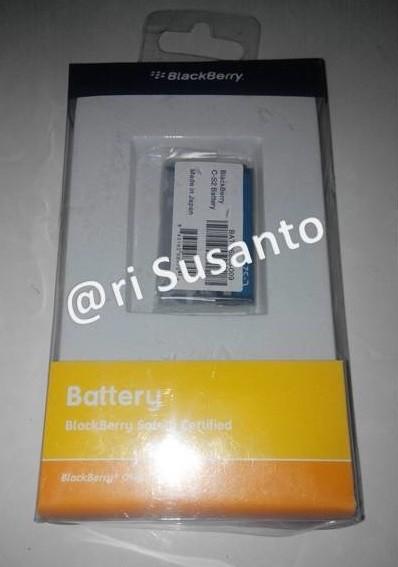 harga Baterai blackberry c-s2 cs2 gemini 8250 3g 9300 (original rim 100%) Tokopedia.com