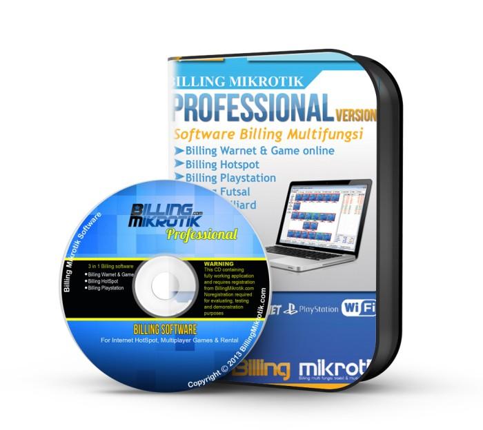 Jual Software Billing Hotspot (Paket Software saja tanpa Mikrotik) - Kab   Sidoarjo - Billing Mikrotik   Tokopedia