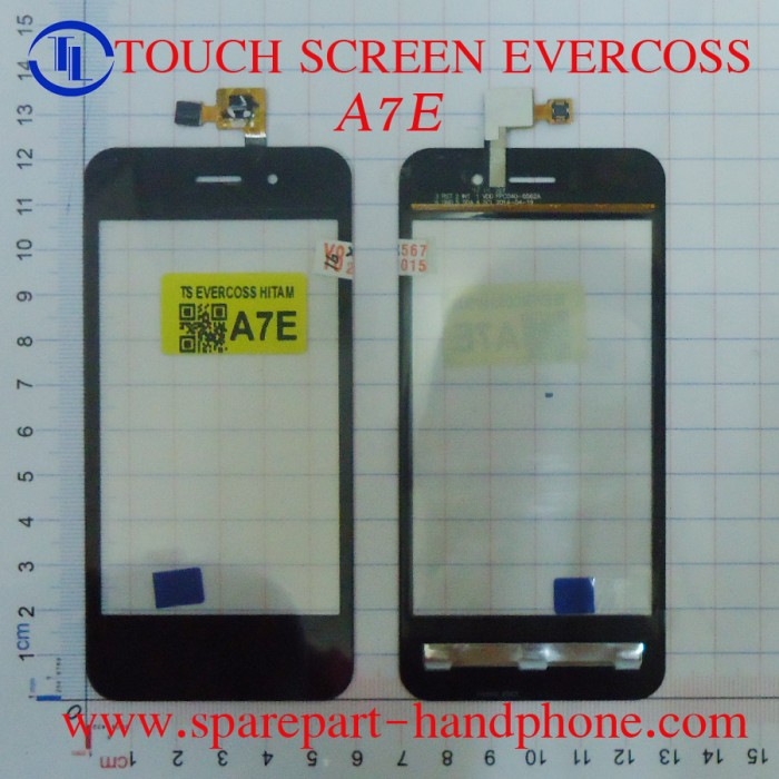 TOUCH SCREEN EVERCOSS A7E