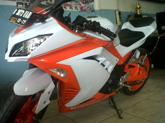 Kawasaki Ninja 250cc (Motor Tarikan)