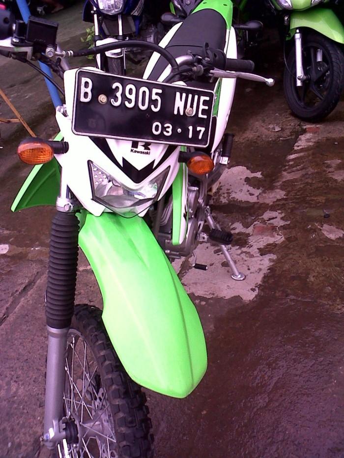Kawasaki KLX (Motor Tarikan)