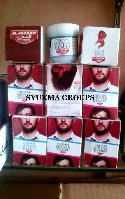 harga Cream minyak kemiri alkhodry /al-khodry / al khodry penyubur rambut Tokopedia.com