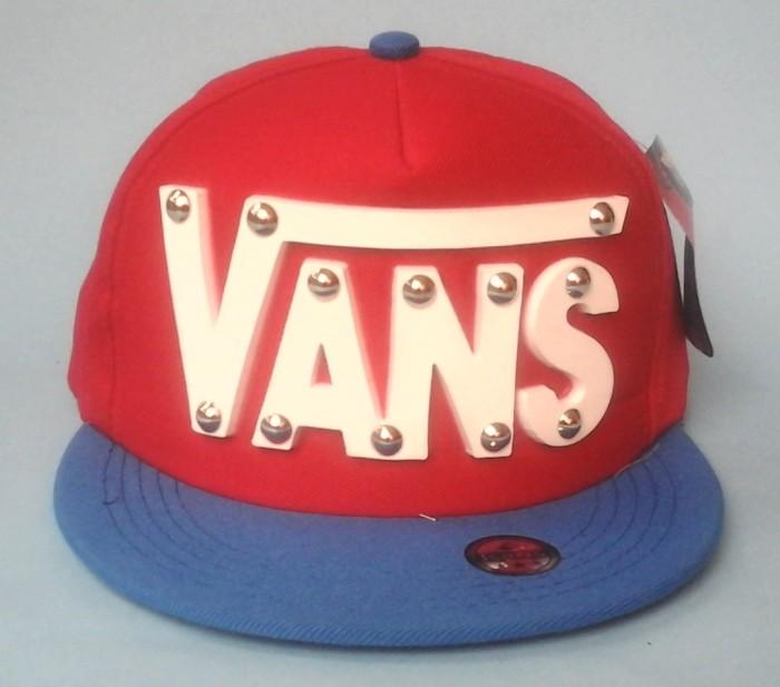 Topi Snapback Vans