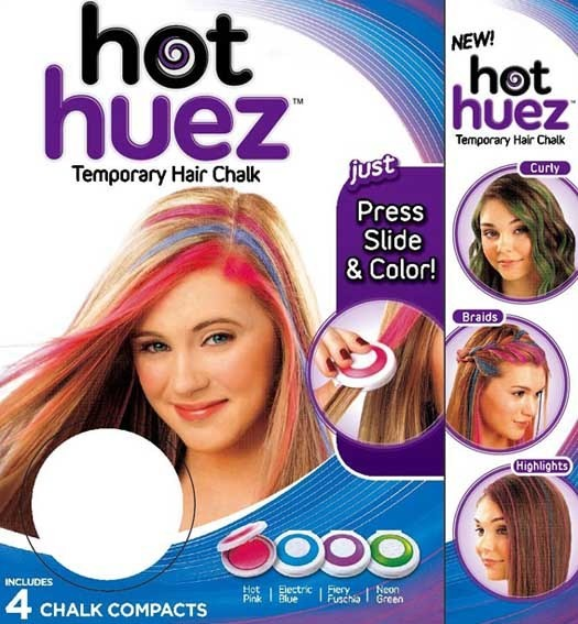 Jual murah- Hot Huez Original Pewarna cat rambut Sementara - Centra ... a8cc1deef8