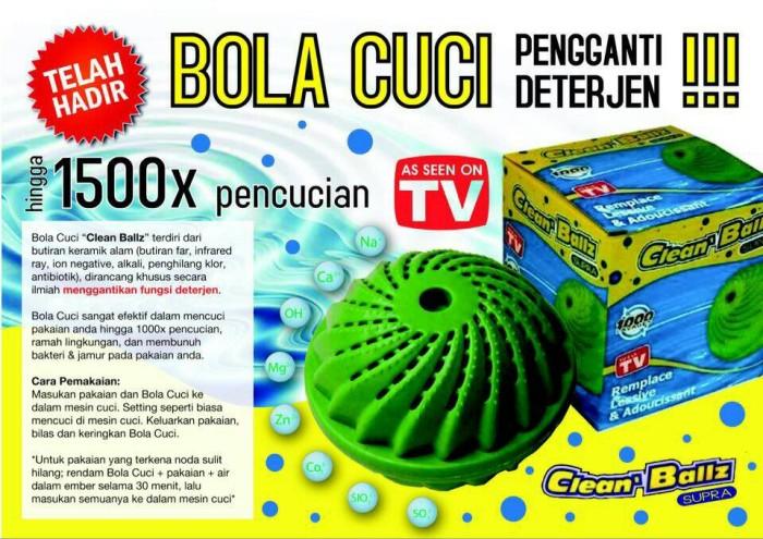 Magic Clean Ballz